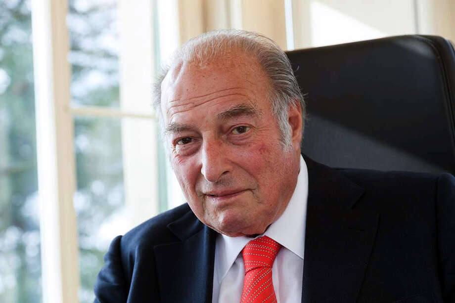 """Undated handout photo provided by the Marc Rich Group on June 26, 2013 shows the founder of the Swiss commodities giant Glencore, Marc Rich. Rich has died at the age of 78, his company said on June 26, 2013. The international businessman, died of a brain stroke at Lucern in central Switzerland.   AFP PHOTO / HO / MARC RICH GROUP RESTRICTED TO EDITORIAL USE - MANDATORY CREDIT """"AFP PHOTO / HO / MARC RICH GROUP"""" - NO MARKETING NO ADVERTISING CAMPAIGNS - DISTRIBUTED AS A SERVICE TO CLIENTS-/AFP/Getty Images Photo: -, Handout / AFP"""