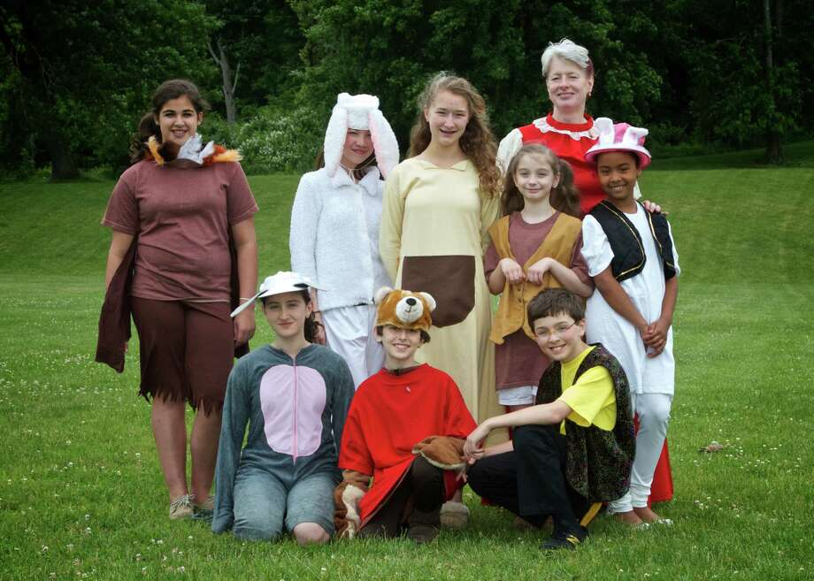 Fairy Tale Theater opens its 15th season this summer with an original production of âÄúWinnie the Pooh.âÄù The childrenâÄôs theater group performs in Danbury on Saturday, July 6, at 10:30 a.m. Characters such as Winnie and Christopher Robin will lead Tigger, Piglet, Eeyore, Rabbit, Owl, Kanga, and Roo on many adventures. Winnie will eat too much honey, have a confrontation with bees, celebrate EeyoreâÄôs birthday, get âÄúbouncedâÄù by Tigger, and much more âÄì all of the mischief that young children have come to expect from âÄúthe best bear in the world.âÄù Photo: Contributed Photo