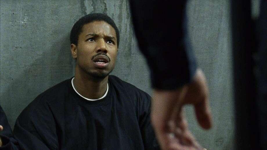 Michael B. Jordan plays Oscar Grant in the film. Photo: Weinstein Co. 2013