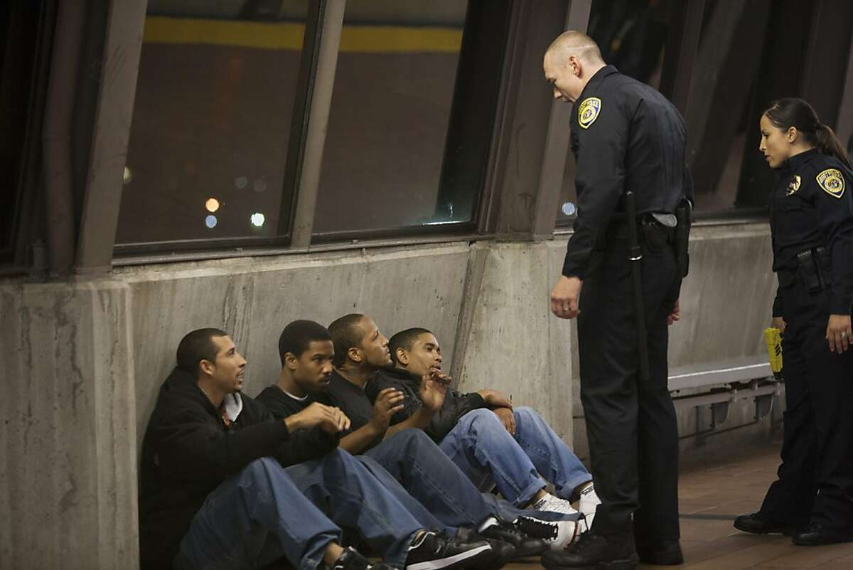 """""""Fruitvale Station."""" FRUITVALE © 2013 The Weinstein Company. All Rights Reserved."""