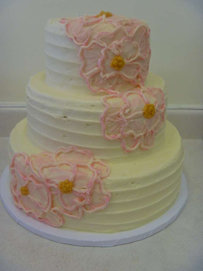 Stacked flowers by SusieCakes.