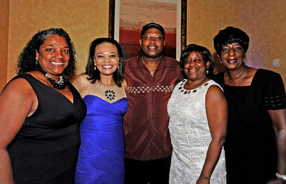 Our cameras were at the Hebert High School Alumni Association Hall of Fame induction ceremony and dinner at the Beaumont Plaza Holiday Inn on Wednesday, June 26, 2013.  Did we see you there? Photo taken: Randy Edwards/The Enterprise