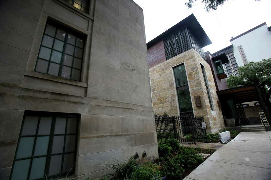 The Briscoe Western Art Museum is opening in the fall, photographed Wednesday June 26, 2013. Photo: Helen L. Montoya, San Antonio Express-News / ©2013 San Antonio Express-News