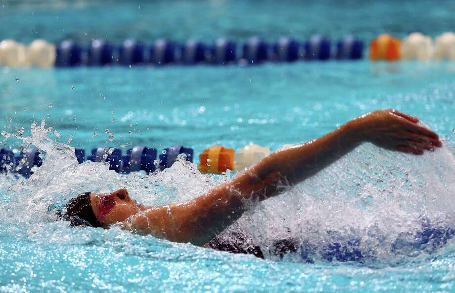 Missy Franklin paired a win in the 200-meter backstroke with a victory in the 200 freestyle during the U.S. national championships in Indianapolis. Photo: Streeter Lecka, Staff / 2013 Getty Images