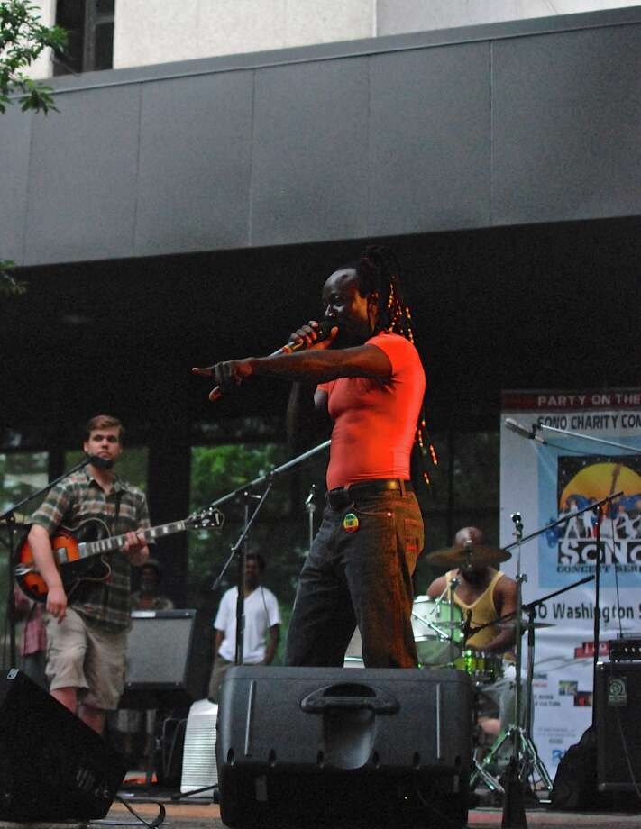 June 26th SoNo Summer Concert Series, Caribbean Night with Mystic Bowie and Reggae Culture Photo: Mike Spero / Hearst Connecticut Media Group