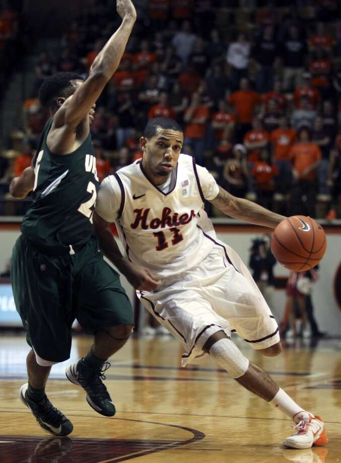 33. Cleveland - Erick Greene, SG, Virginia Tech