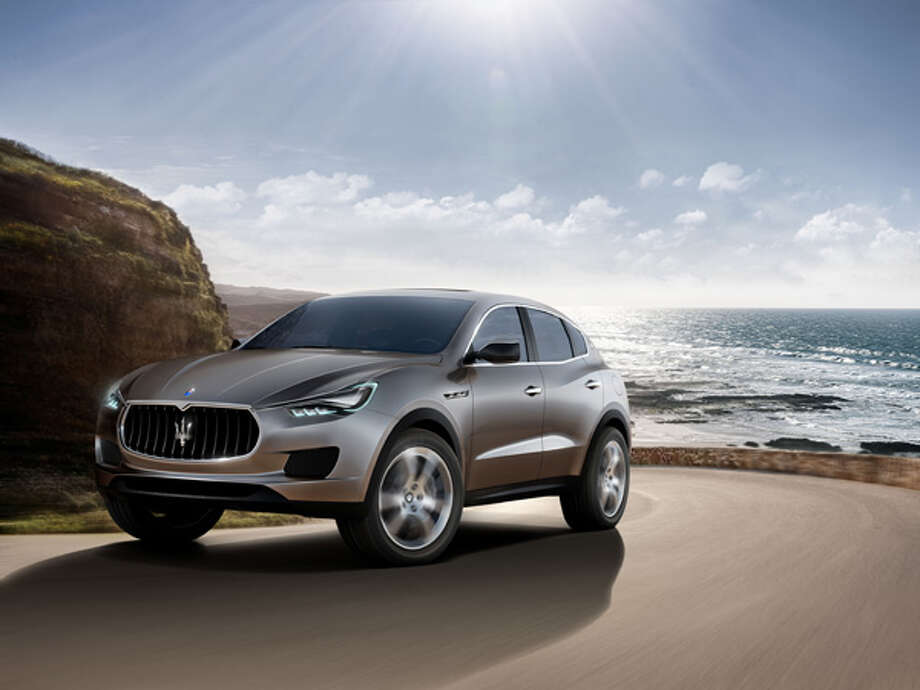2015 Maserati Levante