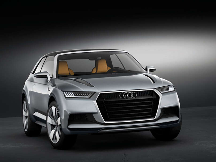 2016 Audi Q8A top-of-the-line luxury SUV meant to sit above Audi's Q7 has been discussed for years, with little solid information to show for it. That changed ever so slightly recently when Audi confirmed a coming Q8 SUV, built on the platform of the coming 2015 Q7. With its sights set on the Range Rover Sport, Audi's new Q8 will be a sportier Q7, with the coupe-inspired styling that will be seen in the new Q6 crossover. There are still rumors of an Audi Q9, which would in effect be a larger Q7 built onto the Q7's chassis. At this stage, it appears that the Q8 is intended as Audi's SUV range-topper, as the A8 is for its cars, so no Q9 is in the offing.