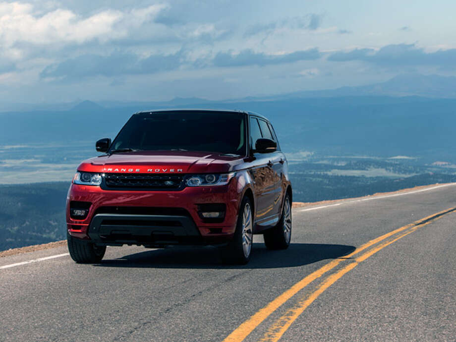 Land Rover boasts that the 2014 Range Rover Sport is its fastest vehicle ever, with a zero-to-60 time of 4.7 seconds and a much more agile feel thanks to its new, lighter aluminum underbody. Under the hood, there's a 3.0-liter V6 with 340 horsepower or a supercharged 5.0-liter V8 with 510 horsepower. The Range Rover Sport, which goes on sale this fall, starts at $63,495. Photo: Dom Romney