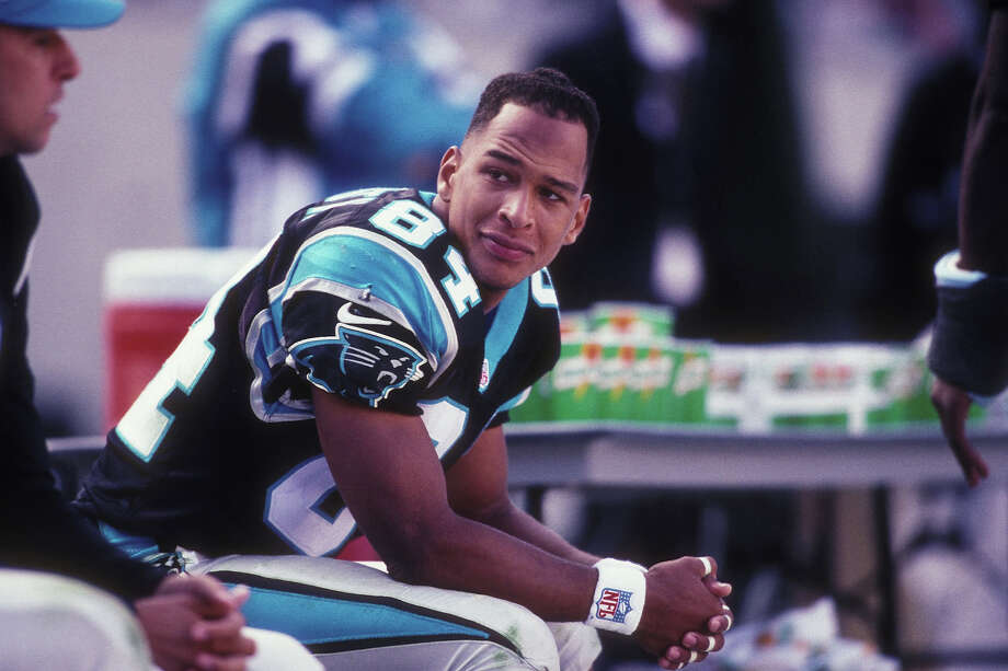 Rae Carruth, of the Carolina Panthers, was convicted for conspiracy to commit murder in the 1999 shooting of a woman pregnant with his child.Van Brett Watkins, Carruth's friend who did the actual shooting, was sentenced to not less than 40 years in prison. Carruth got a little over 24 years. Photo: Mitchell Layton, Getty Images / 2008 Mitchell Layton