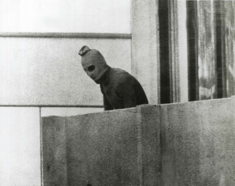 At the 1972 Olympics in Munich, a Palestinian group kidnapped and killed 11 members of the Israeli Olympic team and a West German police officer.All of the hostages,  five gunmen and the officer were killed in a failed ambush and escape attempt. Photo: The Sydney Morning Herald, Fairfax Media Via Getty Images / Fairfax Media