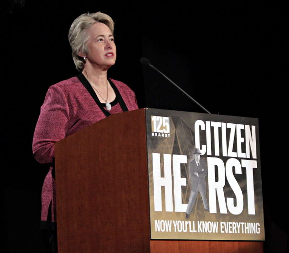 Annise ParkerHouston Mayor Annise Parker worked as a software analyst at an energy company and helped start a book store in Houston.Read more on Business Insider Photo: Bob Levey, WireImage / 2012 WireImage