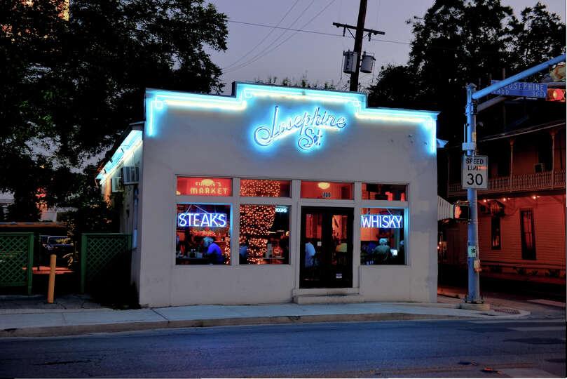 Josephine Street Cafe San Antonio
