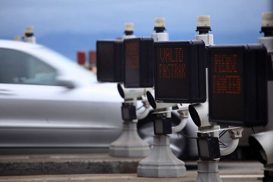 The new toll system, the first of its kind in the state to do away with human toll-takers in exchange for license plate readers, debuted March 27.