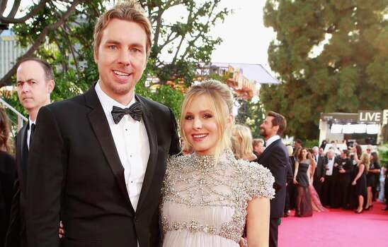 Dax Shepard and Kristen Bell are expecting their second child. Photo: Trae Patton/NBC, NBC Via Getty Images / 2013 Trae Patton/NBC