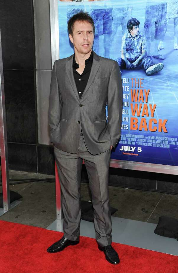 "Actor Sam Rockwell attends the premiere for ""The Way, Way Back"" at the AMC Loews Lincoln Square on Wednesday, June 26, 2013, in New York. (Photo by Evan Agostini/Invision/AP) ORG XMIT: NYEA116 Photo: Evan Agostini, AP / Invision"
