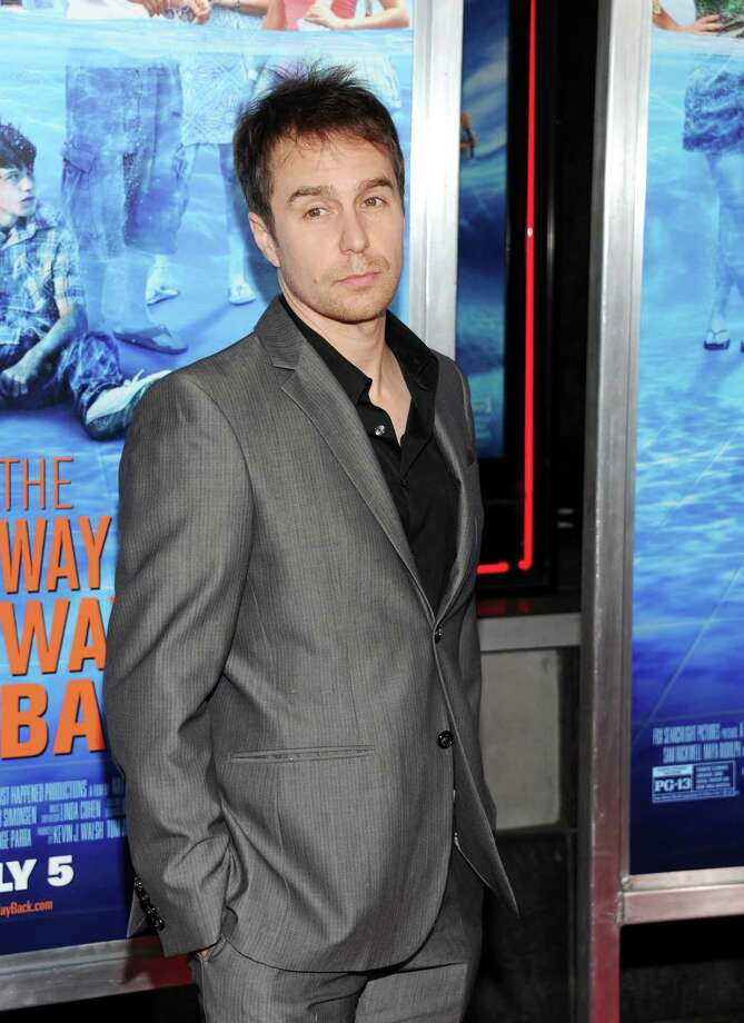 "Actor Sam Rockwell attends the premiere for ""The Way, Way Back"" at the AMC Loews Lincoln Square on Wednesday, June 26, 2013, in New York. (Photo by Evan Agostini/Invision/AP) ORG XMIT: NYEA117 Photo: Evan Agostini, AP / Invision"
