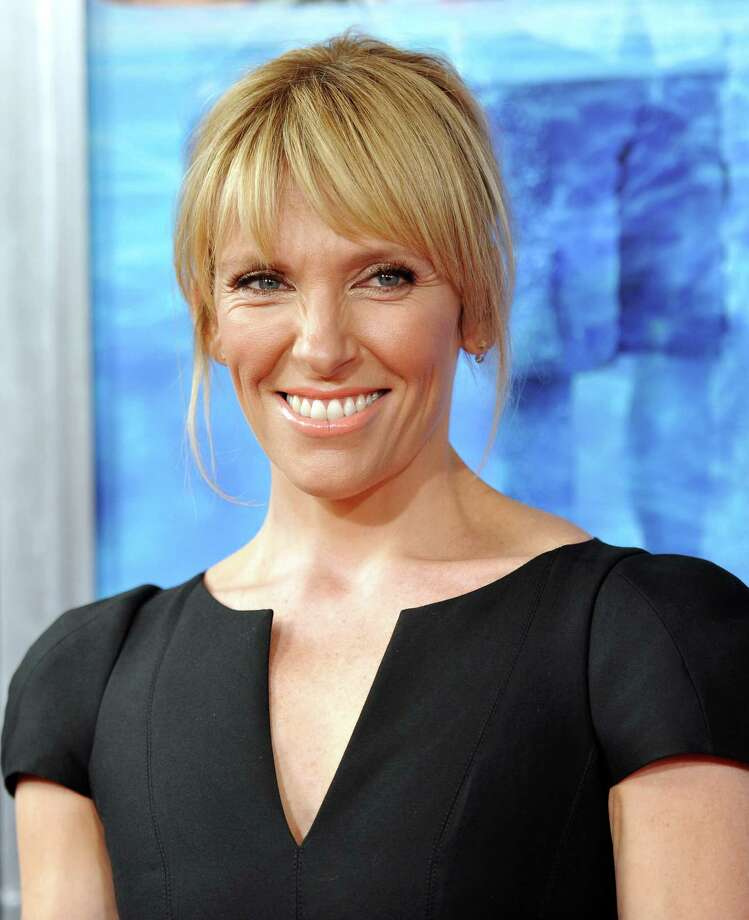 "Actress Toni Collette attends the premiere for ""The Way, Way Back"" at the AMC Loews Lincoln Square on Wednesday, June 26, 2013, in New York. (Photo by Evan Agostini/Invision/AP) ORG XMIT: NYEA122 Photo: Evan Agostini, AP / Invision"