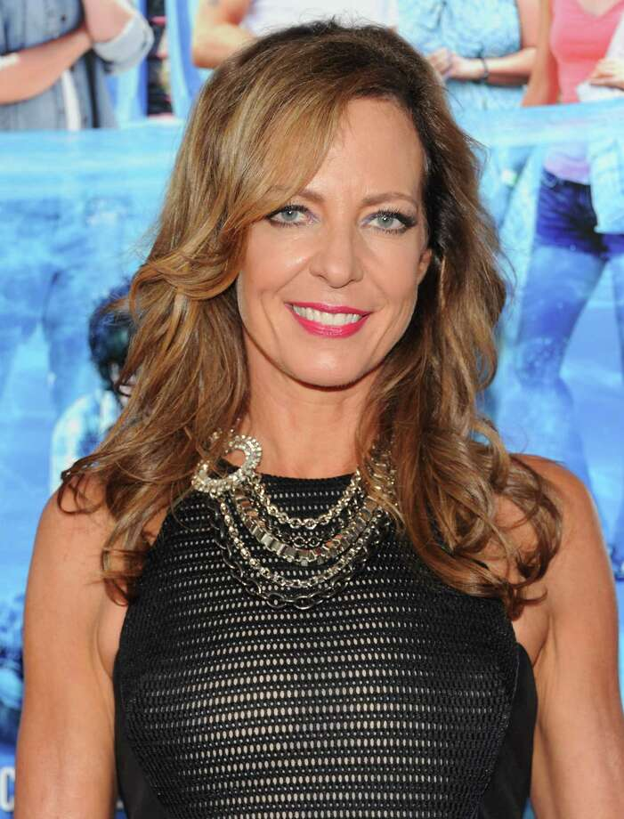 "Actress Allison Janney attends the premiere for ""The Way, Way Back"" at the AMC Loews Lincoln Square on Wednesday, June 26, 2013, in New York. (Photo by Evan Agostini/Invision/AP) ORG XMIT: NYEA114 Photo: Evan Agostini, AP / Invision"