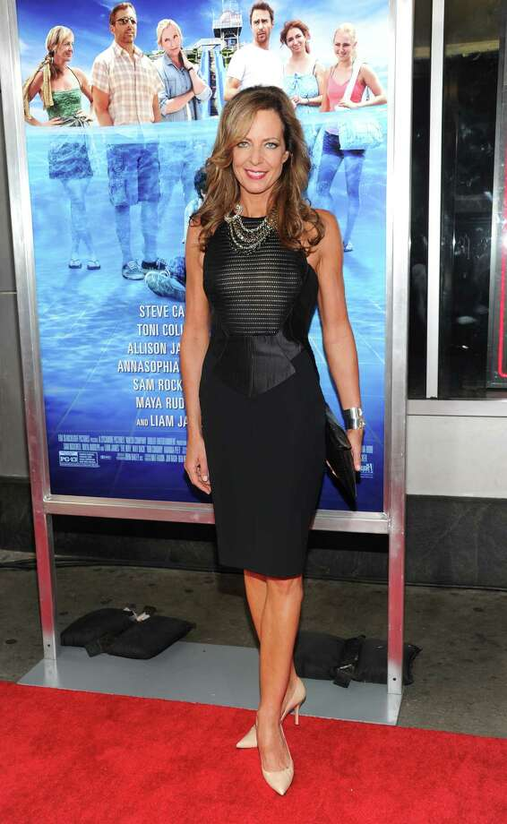 "Actress Allison Janney attends the premiere for ""The Way, Way Back"" at the AMC Loews Lincoln Square on Wednesday, June 26, 2013, in New York. (Photo by Evan Agostini/Invision/AP) ORG XMIT: NYEA115 Photo: Evan Agostini, AP / Invision"