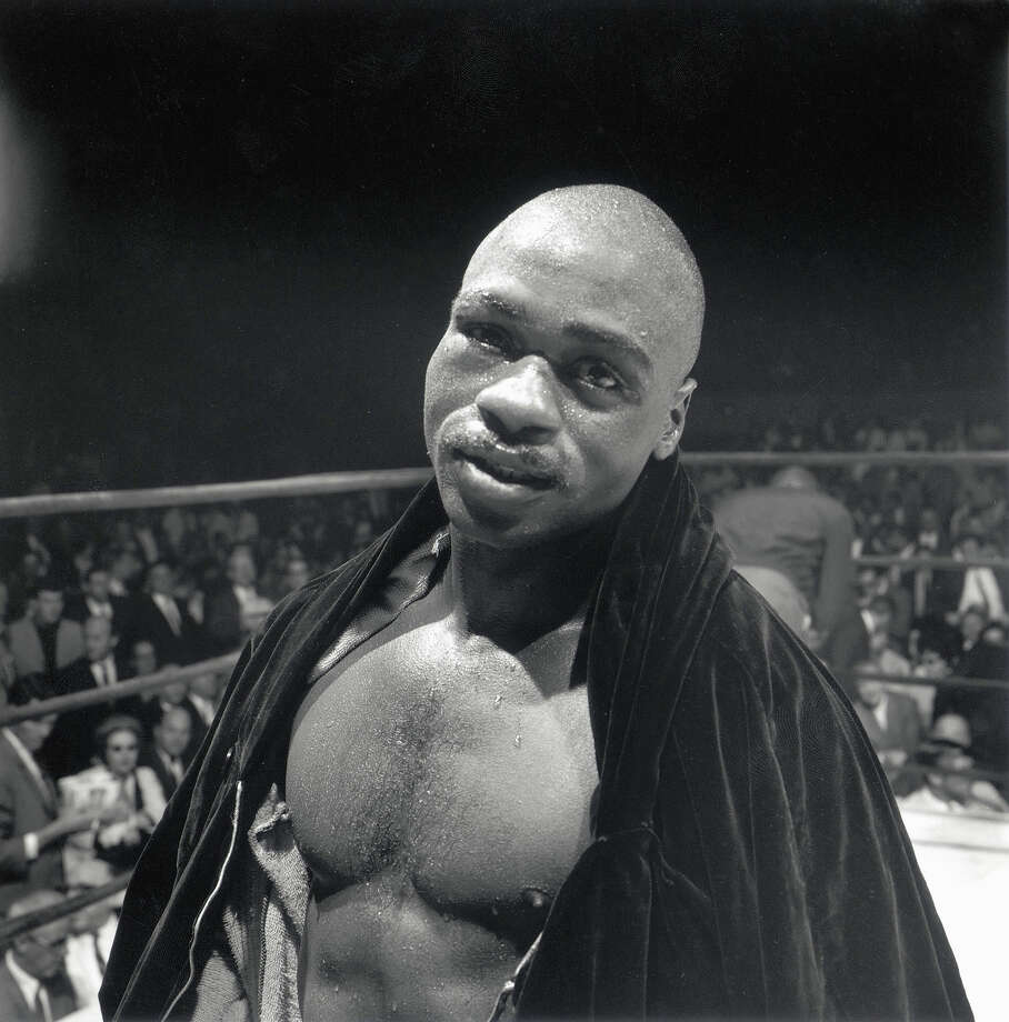 """Middleweight boxer Rubin """"Hurricane"""" Carter was released after his second homicide conviction for two 1966 homicides was overturned. A federal judge wrote that the prosecution was  """"predicated upon an appeal to racism rather than reason, and  concealment rather than disclosure.""""The case inspired a 1975 Bob Dylan song titled """"Hurricane,"""" and a 1999 feature film staring Denzel Washington. Photo: Herb Scharfman/Sports Imagery, Getty Images / 1965 Herb Scharfman/Sports Imagery"""