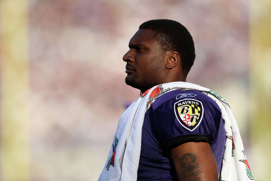 In 2009, former Ravens quarterback Steve McNair was shot and killed by a woman named Sahel Kazemi, with whom he was having an affair. Kazemi subsequently committed suicide. Photo: Jamie Squire, Getty Images / 2007 Getty Images