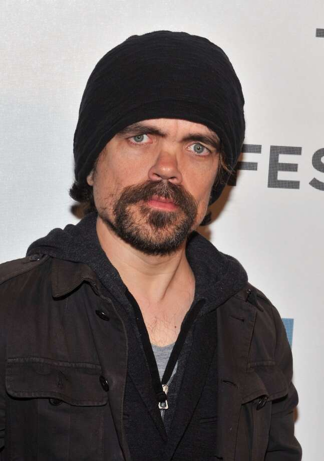 And some of the male runners-up: Peter Dinklage