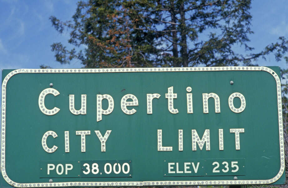 No. 7: Cupertino, California With 63 percent of the population holding a bachelor's or master's degree, Cupertino was named the nation's No. 7 'most educated place' by Nerd Wallet earlier this week. Photo: Fotosearch, Getty Images/Fotosearch RF / Fotosearch RF