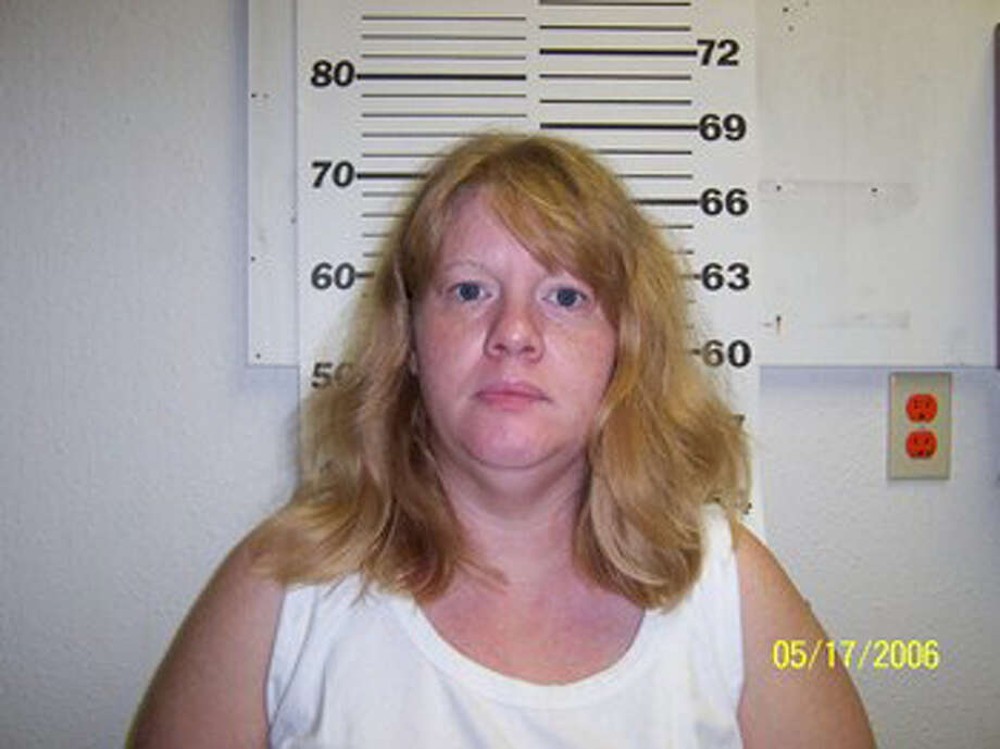 Sherrie Morton, pictured in a Department of Corrections photo.