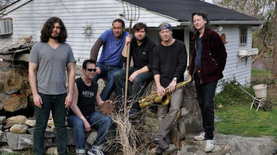 Dance the end of the weekend away with a free concert by Stanky and the Coalminers Sunday at the Sherman Green Gazebo. Photo: Contributed Photo / Fairfield Citizen