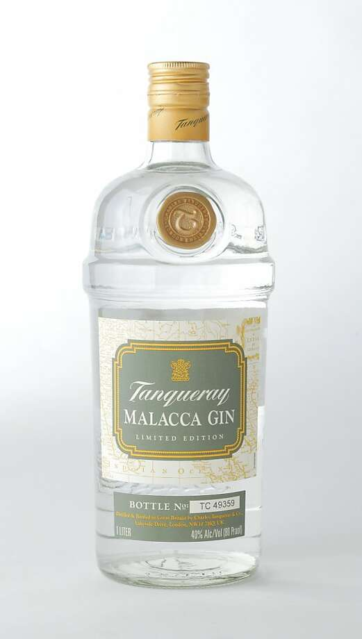 Tanqueray Malacca Gin Photo: Craig Lee, Special To The Chronicle