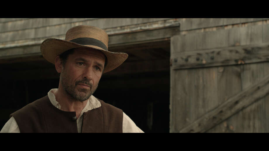 "Billy Campbell plays Abner Beech in ""Copperhead"" (Courtesy the filmmakers)"