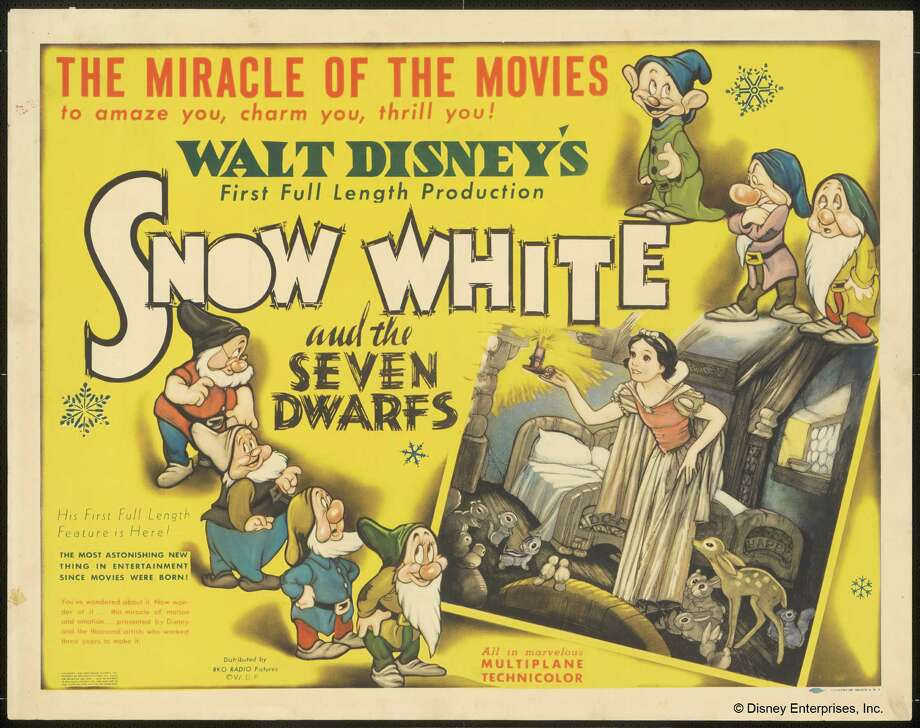 December 21, 1937:Snow White and the Seven Dwarfs, Disney's first feature-length animated film, premieres. (thewaltdisneycompany.com) / Copyright (C) reserved