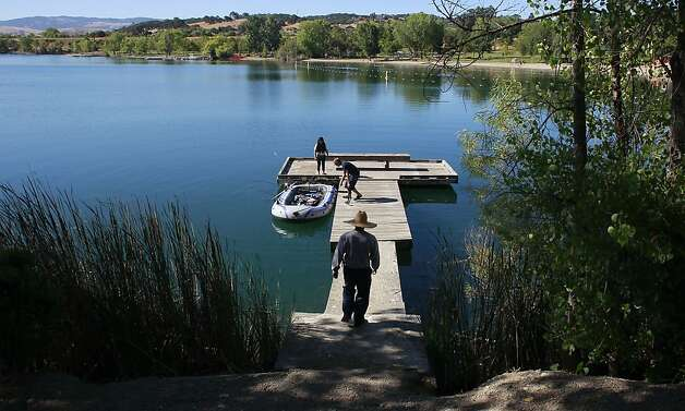 Heat wave to scorch bay area over weekend sfgate for Lake temescal fishing
