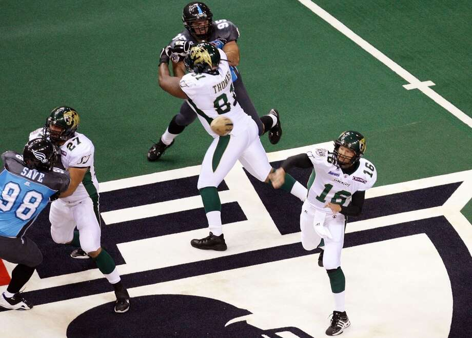 July 6 — Can't wait for football season? The San Jose SaberCats play a few more home games this summer at HP Pavilion. Their July 6 game is against the San Antonio Talons.