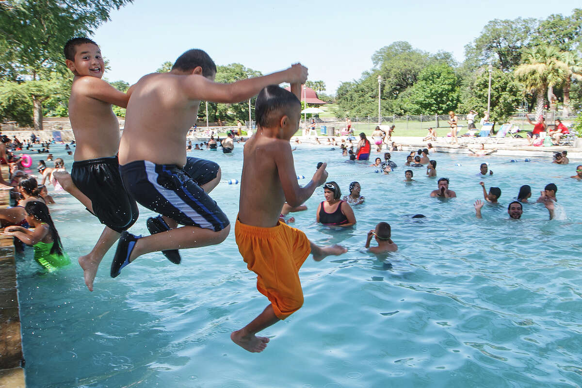 Like it or not San Antonians, the sweltering summer weather is on its way. But thankfully, there are plenty of safe havens to escape the heat. We've got you covered with details on public pools, waterparks and rivers to keep you cool this summer. Click through the slideshow to see popular summer hot spots.