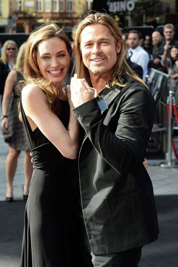 Brad Pitt and Angelina Jolie are perhaps the most famous couple that has announced they would not be getting married until gay people can. They are engaged. Perhaps a wedding will now follow. Photo: Dave J Hogan, Getty Images / 2013 Dave J Hogan