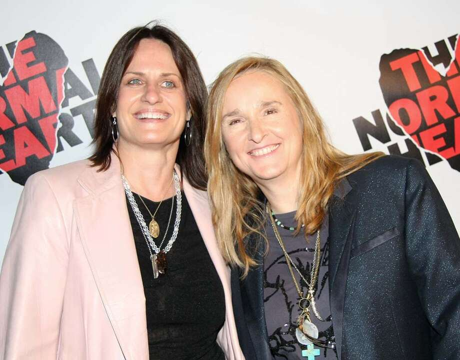 Musician Melissa Etheridge announced she and her girlfriend Linda Wallem will now be getting married. She had previously had a commitment ceremony to another woman. Photo: Janette Pellegrini, WireImage / 2011 Janette Pellegrini