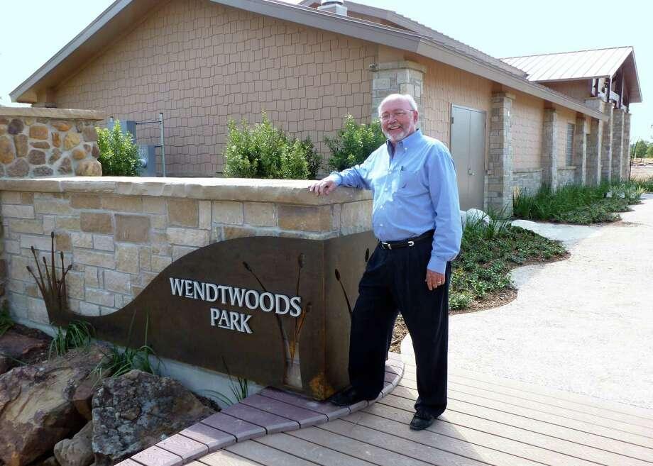 Wendtwoods Park Is Named After Jim Wendt Long Time Parks Planner For The Woodlands