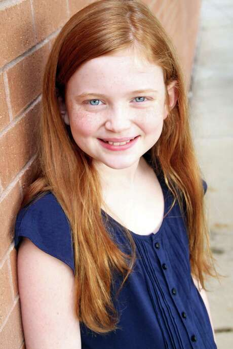 "In this undated publicity image, actress Sadie Sink poses for a photo. Sink and fellow actress Taylor Richardson will share the title role in ""Annie,"" the stage?s most famous redhead beginning July 30. They replace Lilla Crawford, whose last performance will be on July 28. (AP Photo/Boneau/Bryan-Brown) Photo: HOEP / Boneau/Bryan-Brown"