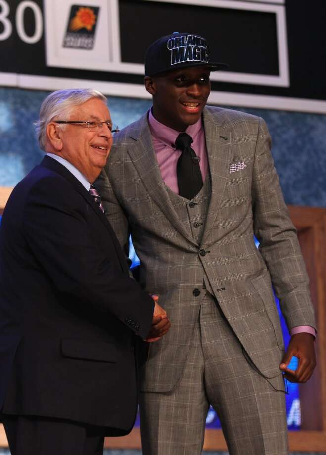 Victor Oladipo was drafted No. 2 overall by the Magic.