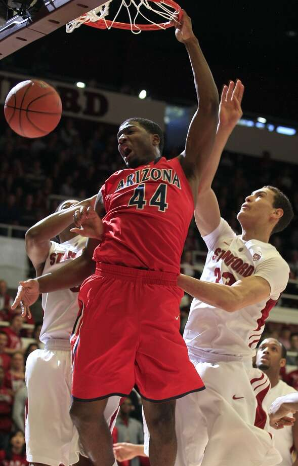 Solomon Hill was drafted No. 23 overall by the Pacers.
