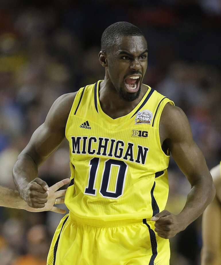 Tim Hardaway Jr. was drafted No. 24 overall by the Knicks.