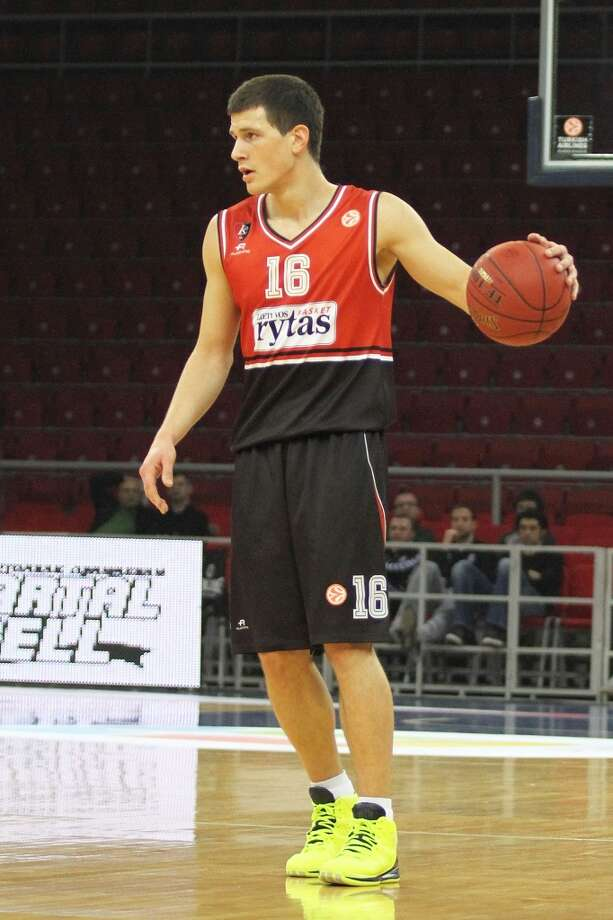 Nemanja Nedovic was drafted No. 30 by the Suns.