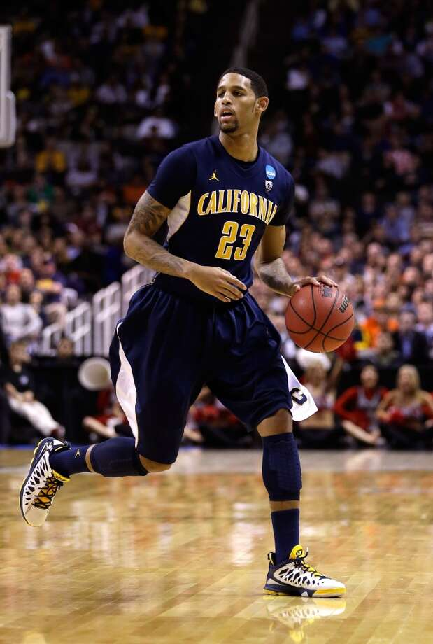 Allen Crabbe was drafted No. 31 overall by the Cavaliers.