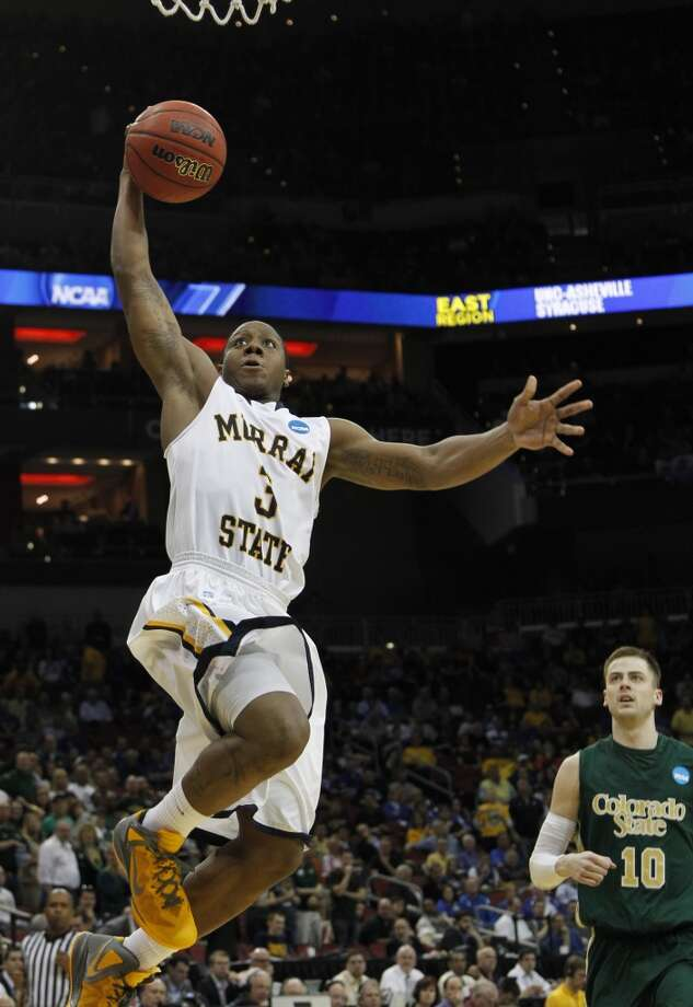 Isaiah Canaan was drafted No. 34 overall by the Rockets.