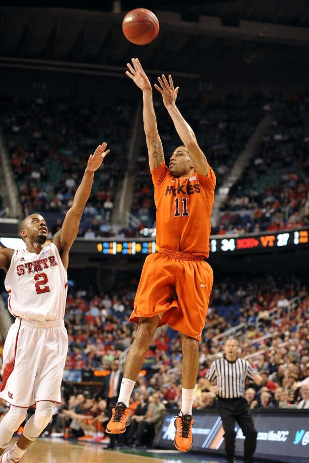 Erick Green was drafted No. 46 overall by the Jazz.