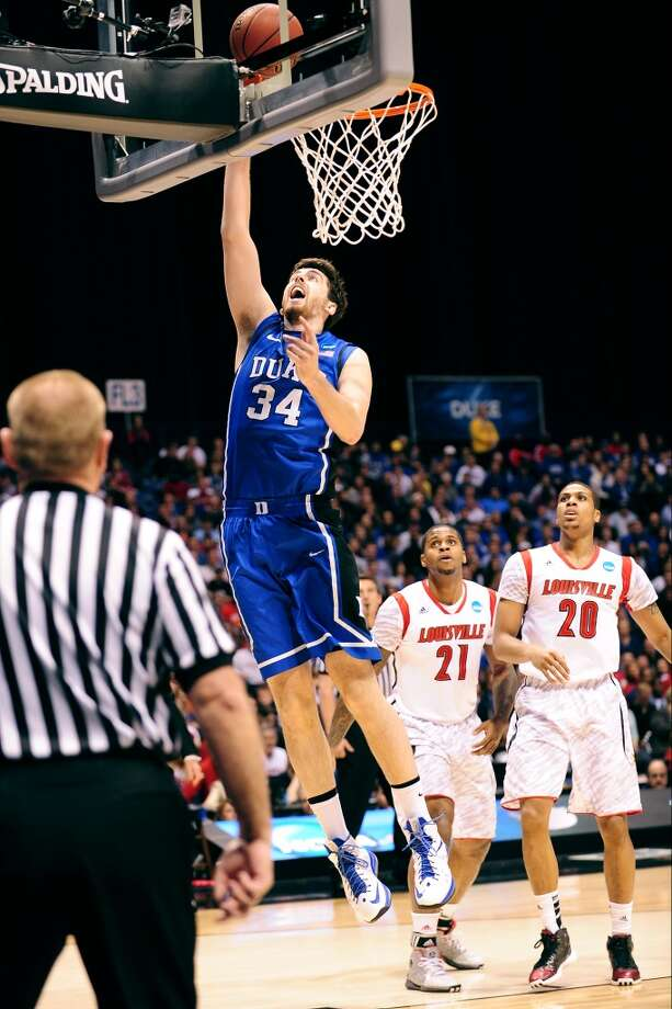 Ryan Kelly was drafted No. 48 by the Lakers.