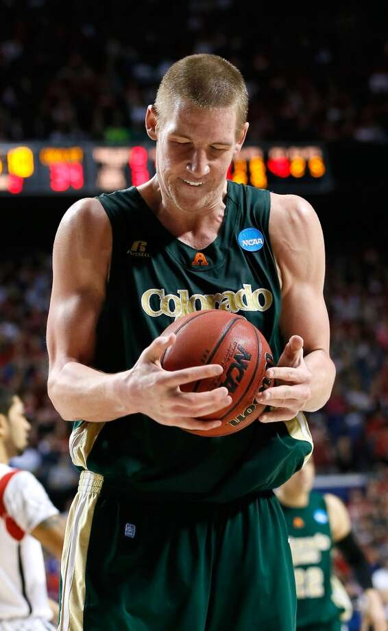 Colton Iverson was drafted No. 53 overall by the Pacers.