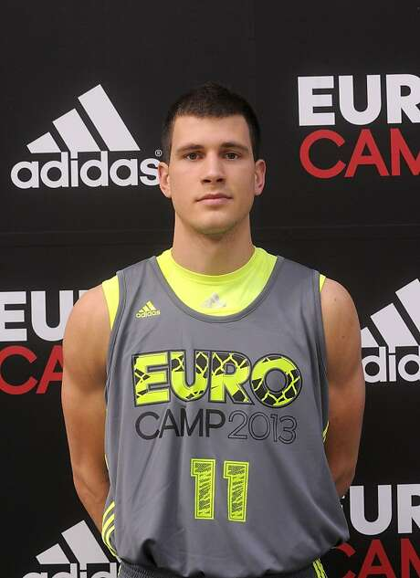 Nemanja Nedovic sprained his right ankle. Photo: Roberto Serra, Adidas EUROCAMP